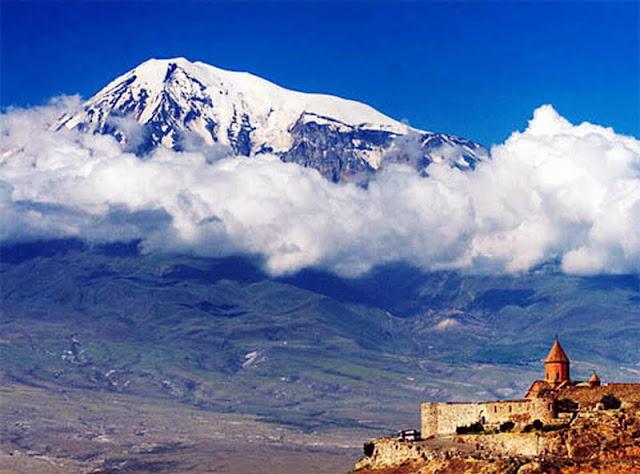 Ararat símbolo nacional de Armenia