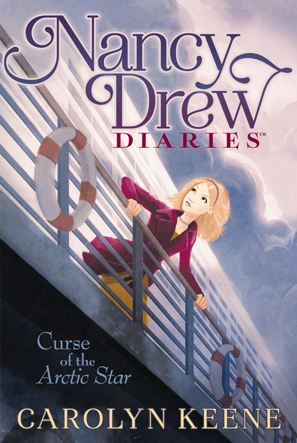 Erin McGuire: Nancy Drew Diaries