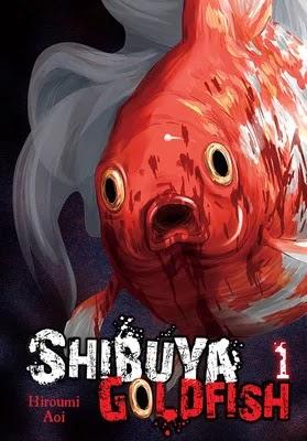 Shibuya Goldfish de Hiroumi Aoi llega a su final.