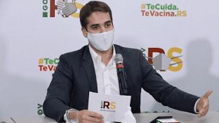 Governo do RS anuncia multa de até R$ 4 mil para quem não usar máscara