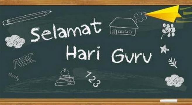 Ucapan Selamat Hari Guru Nasional Tahun 2017