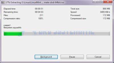 Tutorial lengkap cara membuat Bootable OS USB dengan Universal USB