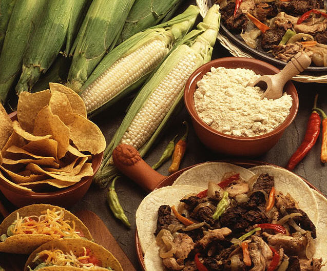 Famous Mexican Food Mexican Food Recipes