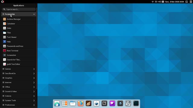 Jenis Desktop Environment Linux Teringan Sampai Terbagus Manokwari