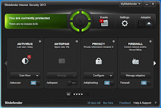 Download Bitdefender Internet Security 2013 Final (x86/x64) Full Activator
