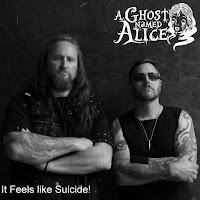 "Ο δίσκος των A Ghost Named Alice ""It Feels Like Suicide"""