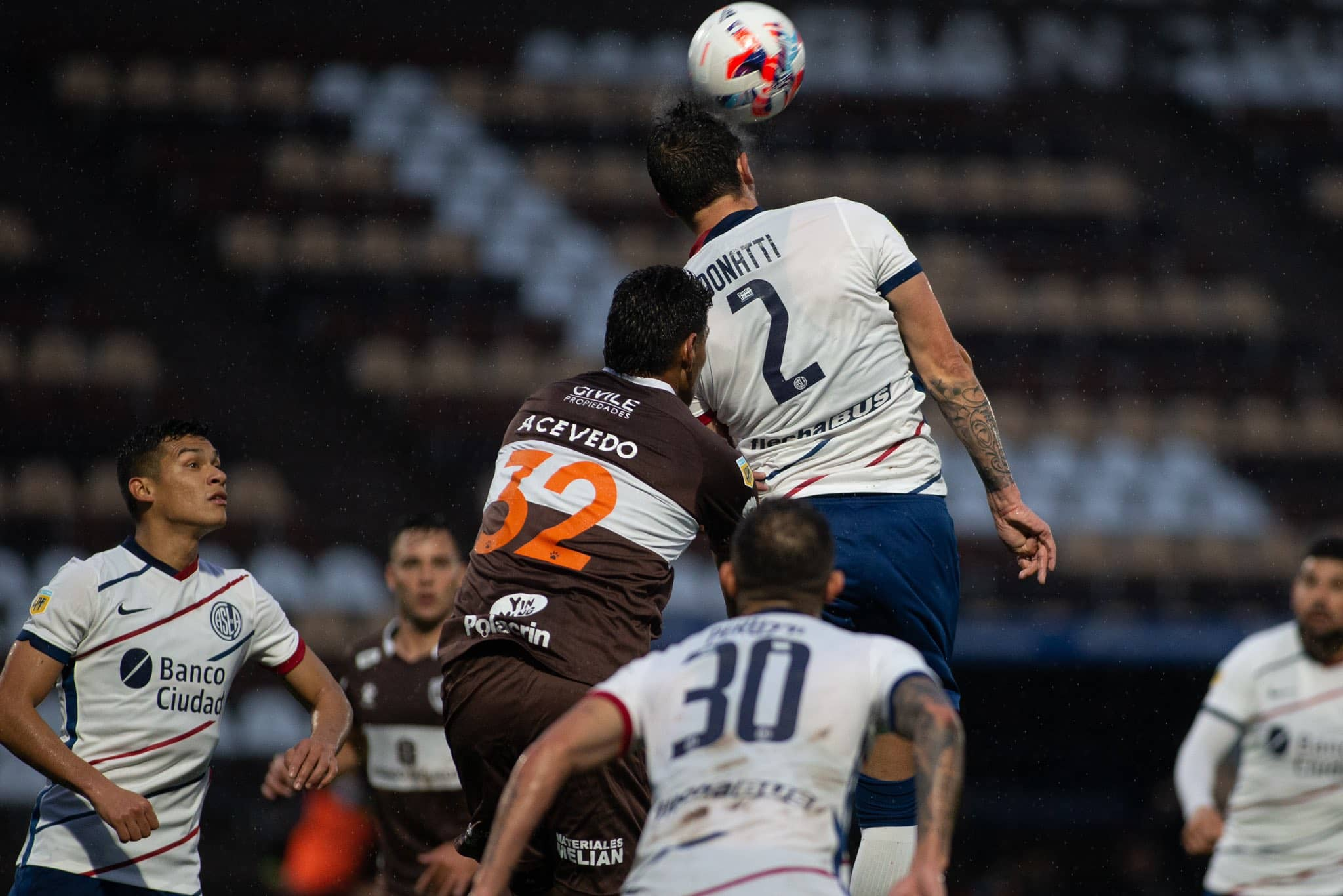 Platense y San Lorenzo igualaron en Vicente López por la Liga Profesional