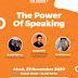 UNDANGAN ACARA : The Power of Speaking