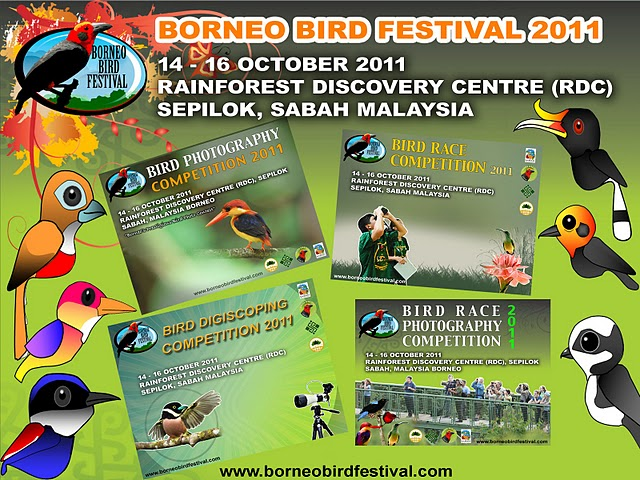 2011 Borneo Bird Festival