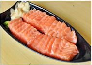 passo a passo completo para fazer sashimi de salmão