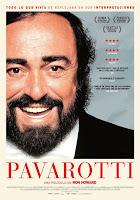 Estrenos cartelera España 10 Enero 2020: 'Pavarotti'