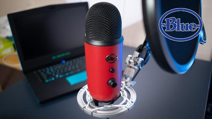 SORTEIO: Microfone Blue Yeti Nano