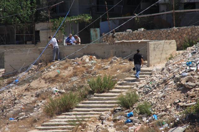 Visitar BELÉM - Reflectindo sobre a situação da Palestina (em visita a um campo de refugiados) | Palestina