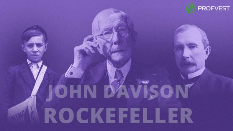 Биография Джона Рокфеллера история успеха миллиардера