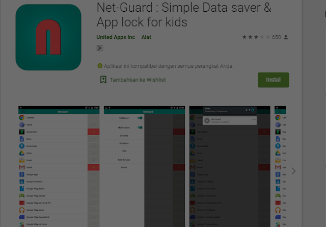5 Aplikasi Blokir Iklan di HP Android 4
