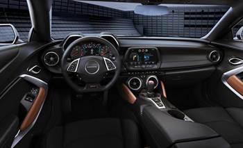 Chevrolet Camaro 1ss Review