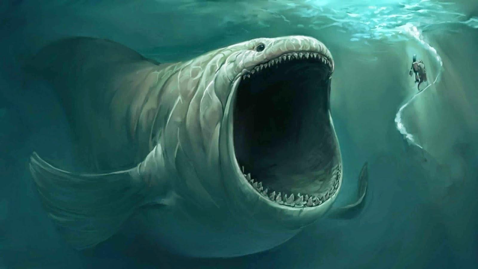 حيوانات ما قبل التاريخ غريبة وعجيبة.
