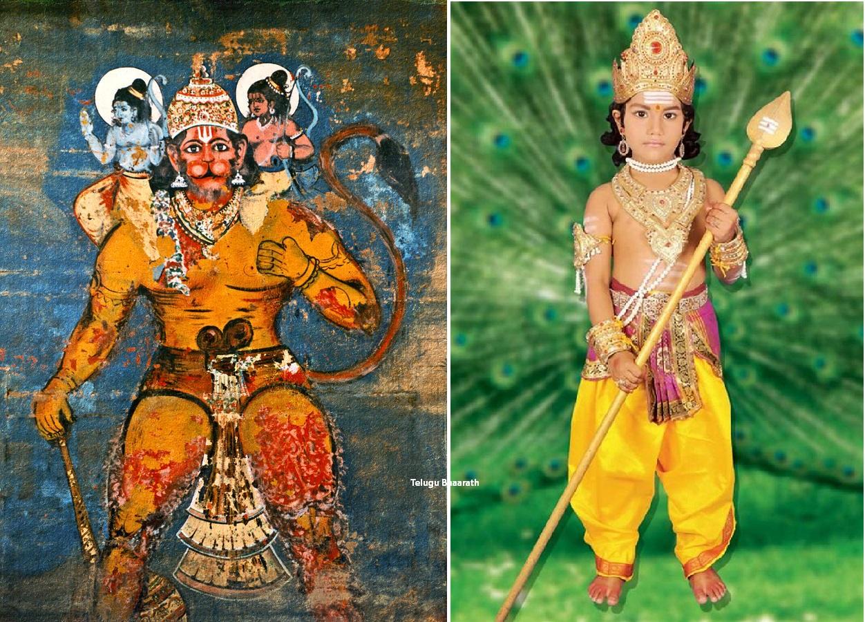 మంగళవారం ఆంజనేయస్వామి, సుబ్రహ్మణ్య స్వామి - Mangalavaram, Anjaneya, Subramanyeswara