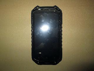 LCD Touchscreen hape outdoor Landrover X8 Xeno X8S