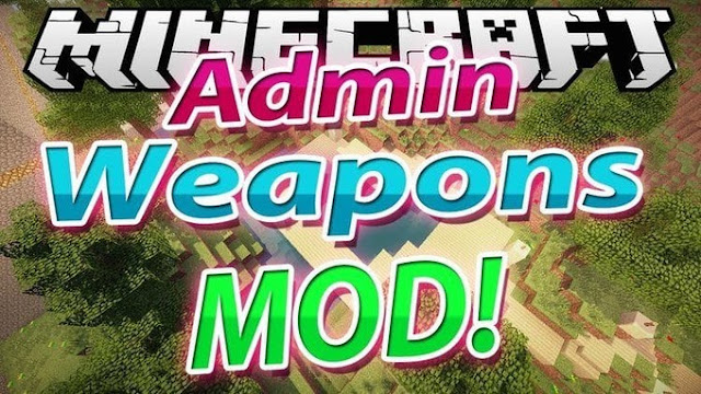 Weapon Mods for Minecraft