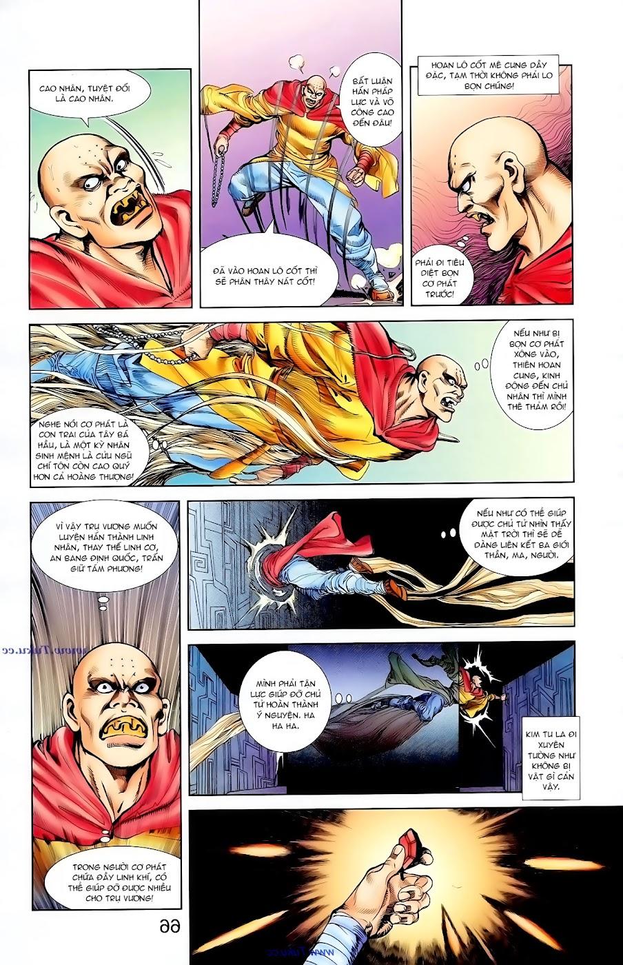 Cơ Phát Khai Chu Bản chapter 97 trang 24