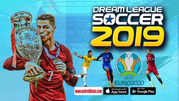 DLS 2019 Mod EURO 2020 [Unlimited Money]
