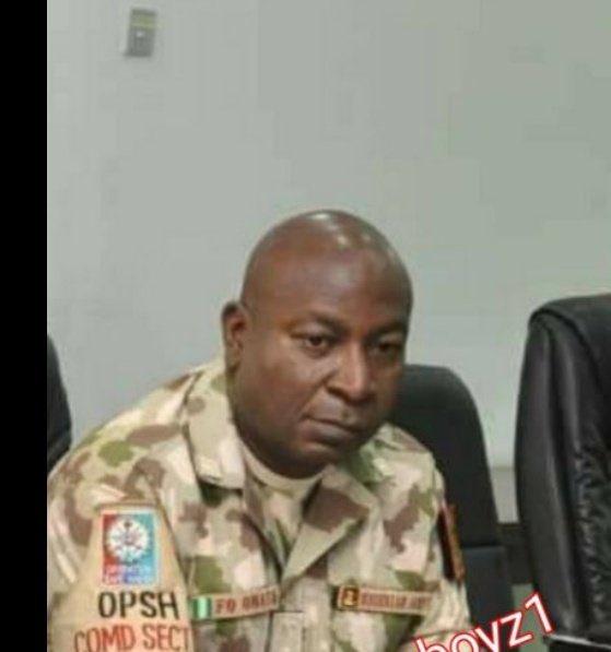 Lekki Toll Gate shooting: Who is Brig. Gen. Francis Omata?