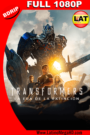 Transformers: La Era de la Extinción (2014) Latino IMAX FULL HD BDRIP 1080P ()