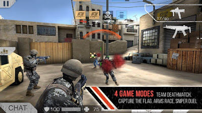 Standoff Multiplayer v1.21.0 MOD APK (Unlimited Money)