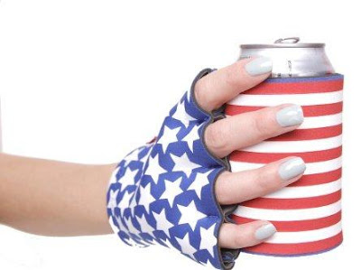 Suzy Kuzy Can Cooler Mitt
