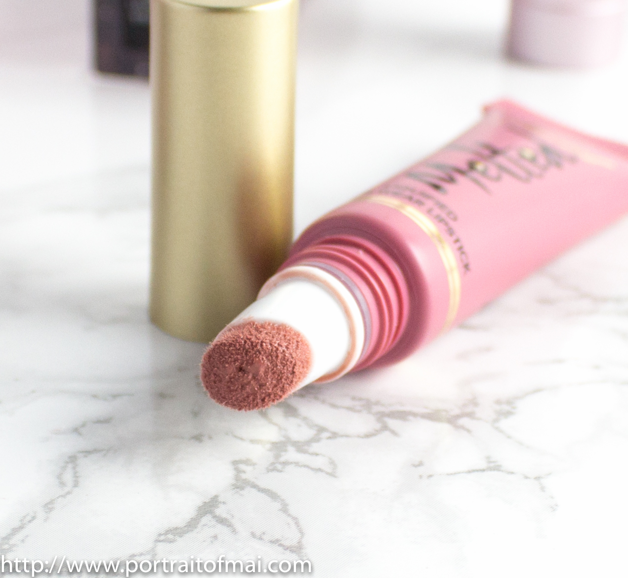 Too Faced Melted Liquified Long Wear Lipstick in Melted Chihuahua