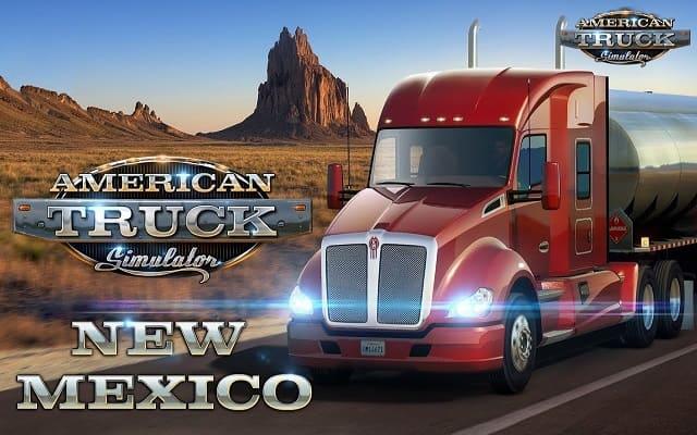 تحميل لعبة American Truck Simulator  DLC 2019 مجانا للكمبيوتر
