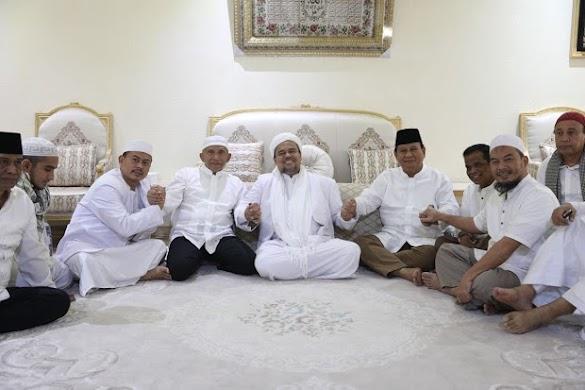Kemana Amien-Prabowo Pascasilaturahim? Ini Jawaban Dradjad