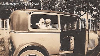 Orvin Davis and Mary Eleanor Davis 1929 Shenandoah, VA  https://jollettetc.blogspot.com