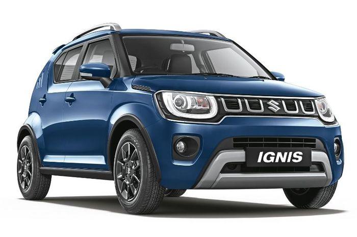 harga Suzuki ignis 2020