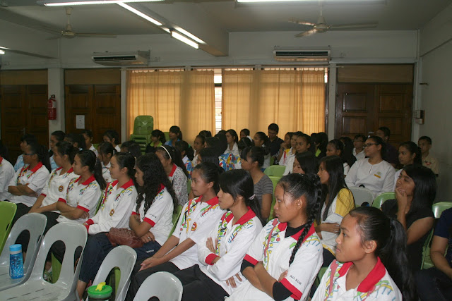 NEWS UPDATE ~ Diocese of Sandakan: September 2012