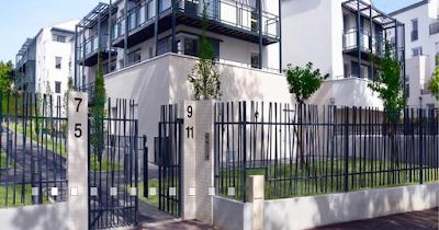 Bosmy Pîtres - Les nouvelles formes de clôtures
