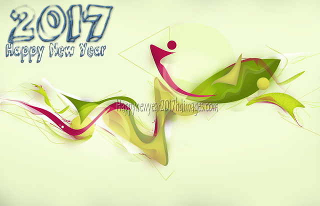 New year 2017 3D Wallpapers full hd download