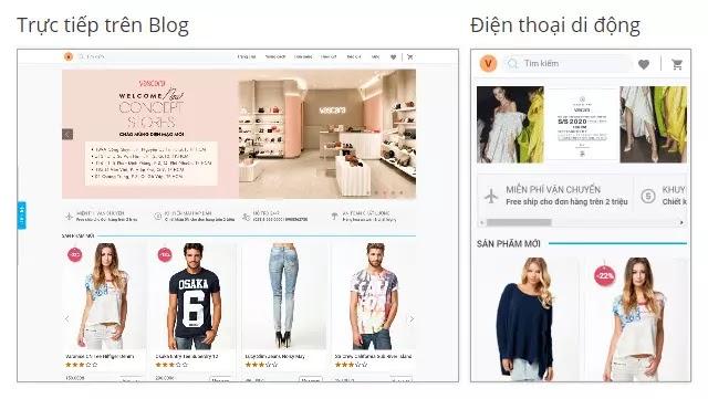 Template Blogspot Bán Hàng Phong Cách Tin Tức Đẹp