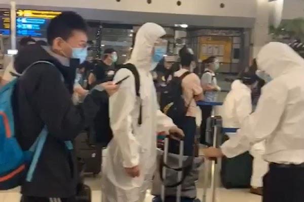 Imigrasi Bantah Kedatangan Tim Medis China di Indonesia