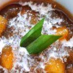 Kuliner Indonesia - Bubur Sagu ubi