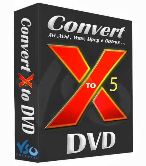 VSO ConvertXtoDVD full
