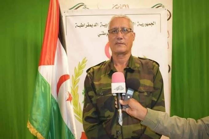 """Sidi Ougal: """"Las próximas operaciones serán más dolorosas y al ejército marroquí le espera más sufrimiento del que se está produciendo."""""""