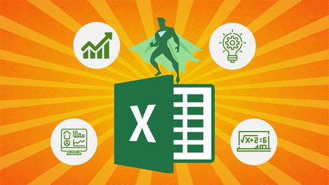 Zero to Hero in Microsoft Excel: Complete Excel guide 2021 [Free Online Course] - TechCracked