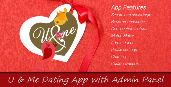 Android Dating App Source Code With Admin Panel