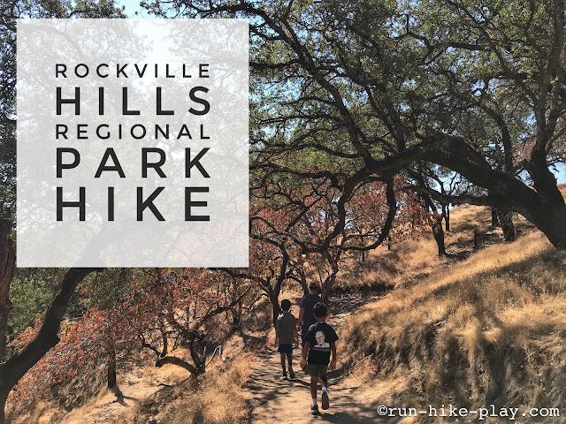 Rockville Hills Regional Park Hike