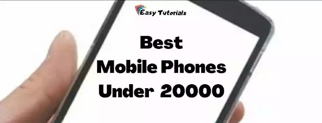 Best Mobile Under 20000 in Sep 2020