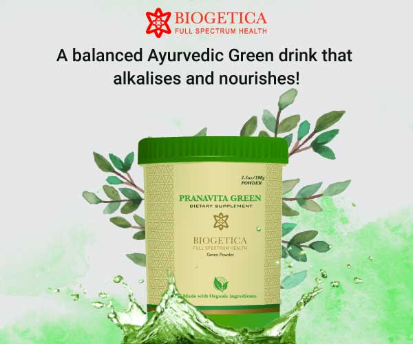Green Drink That Alkalises And Nourishes!
