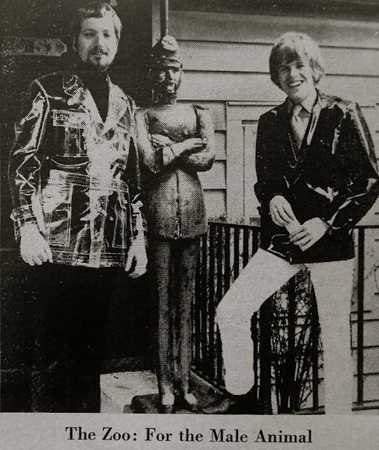 Sweet Jane blog, 1960s Boutique, 1960s New York, Peter Noone, Graham Gouldman,