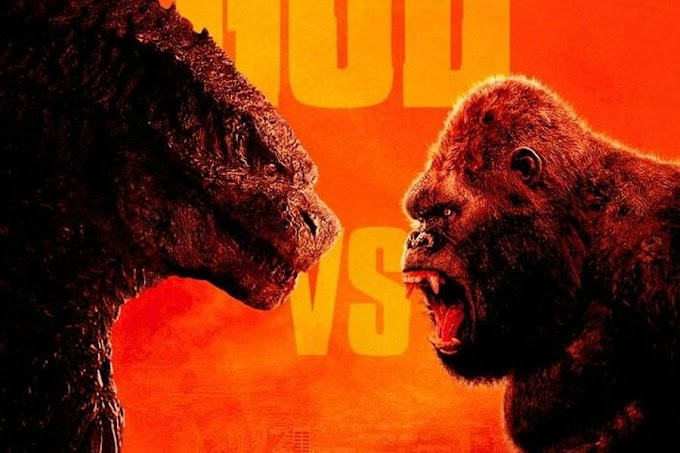 Hoy en enfrentamientos legendarios: Primera imagen de Godzilla vs Kong